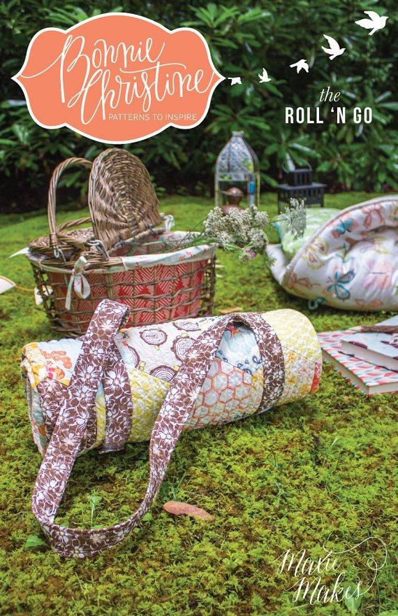 bonnie christine the roll n go sewing pattern