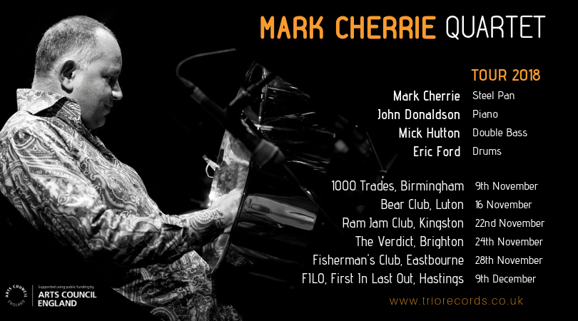 Mark Cherrie Oct 2018 Showcase 3