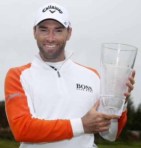 Oliver Wilson - Irish Challenge winner