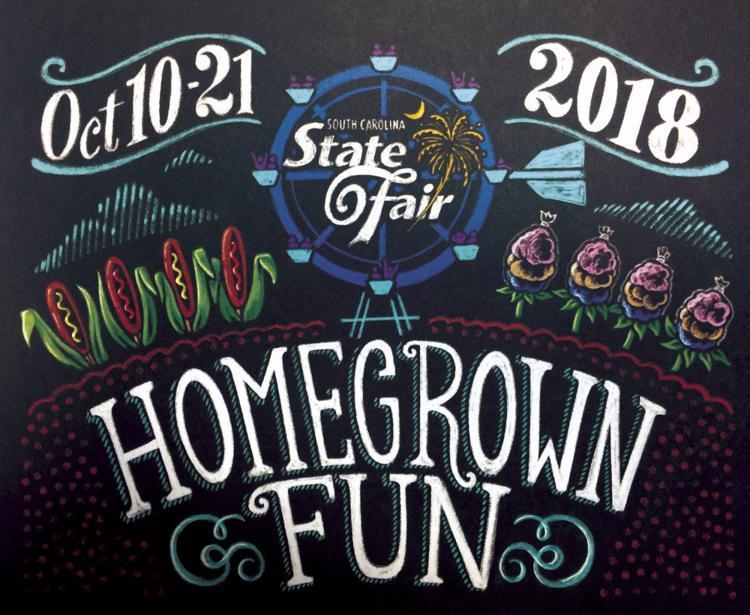 SC State Fair logo 2018