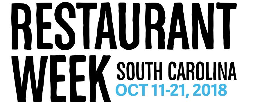 Restaurant Week Logo Fall 2018