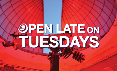 Open Late Tuesdays SC State Museum