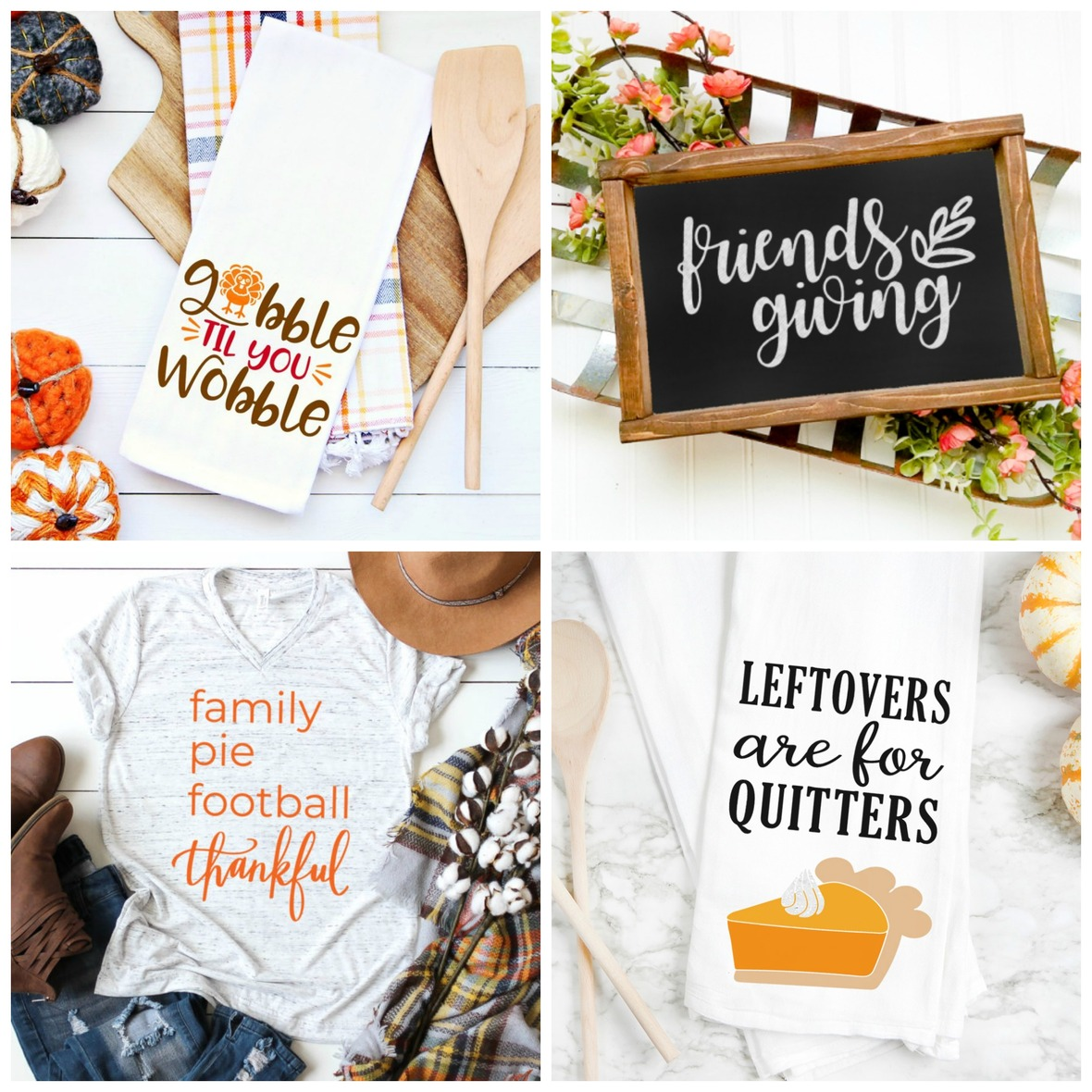 Halloween Friends Shirt Svg.Don T Miss These Free Thanksgiving Svg Files