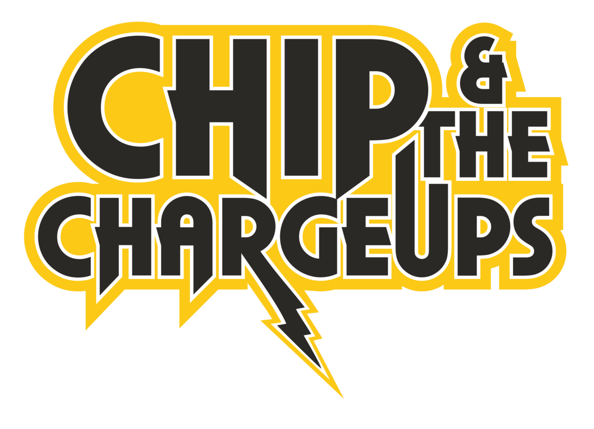 ChipAndTheChargeUpsLogo