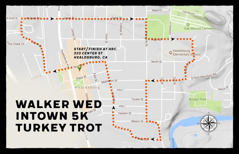 walker wed 5K turkey trot2