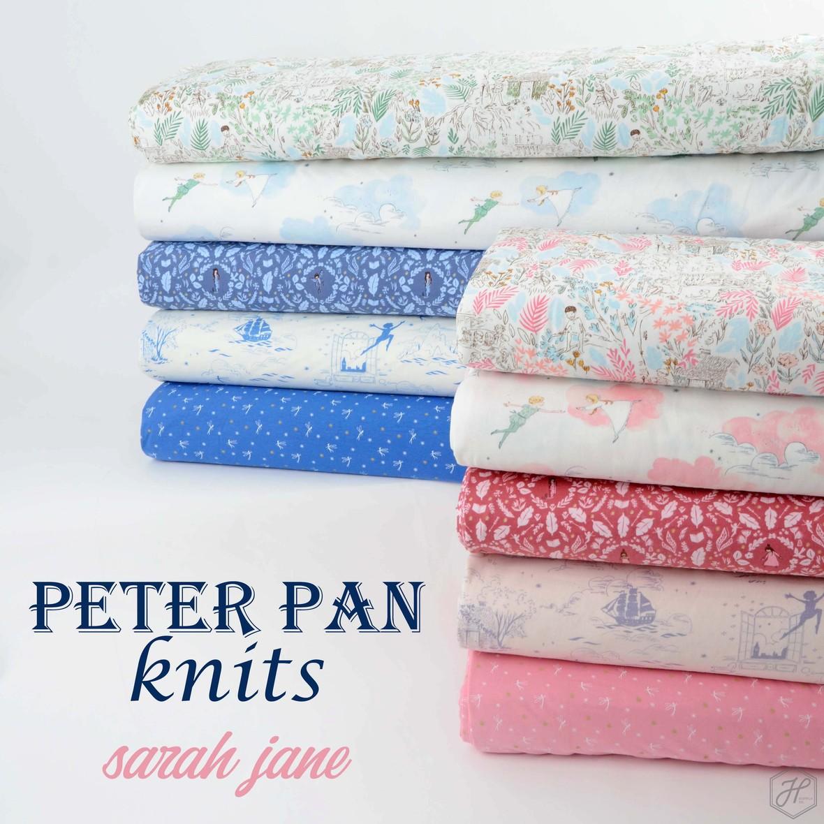 Peter Pan Knits Sarah Jane at Hawthorne Supply Co
