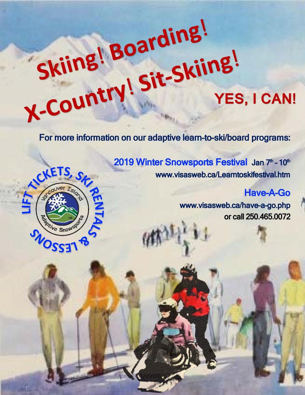 2019 Snowsports Festival Image