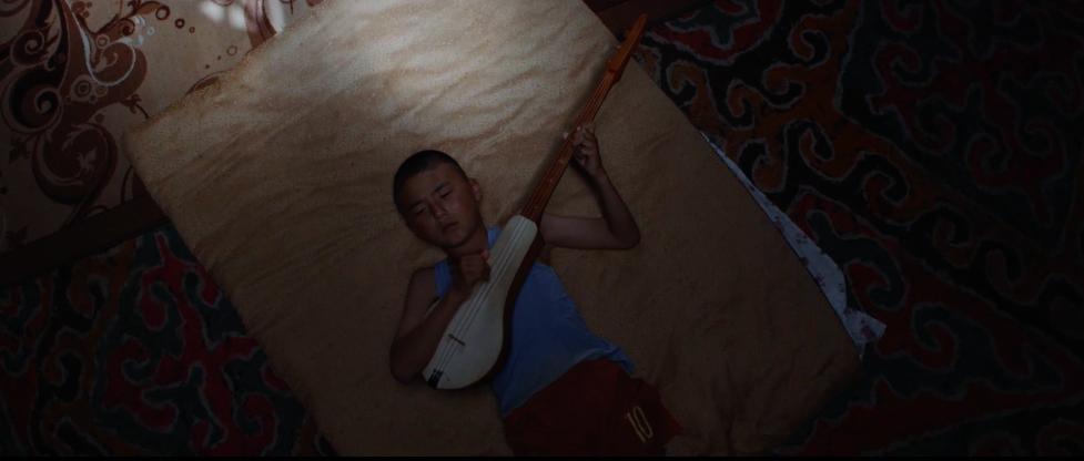 Farida Seitalieva Little Manaschy Kyrgyzstan