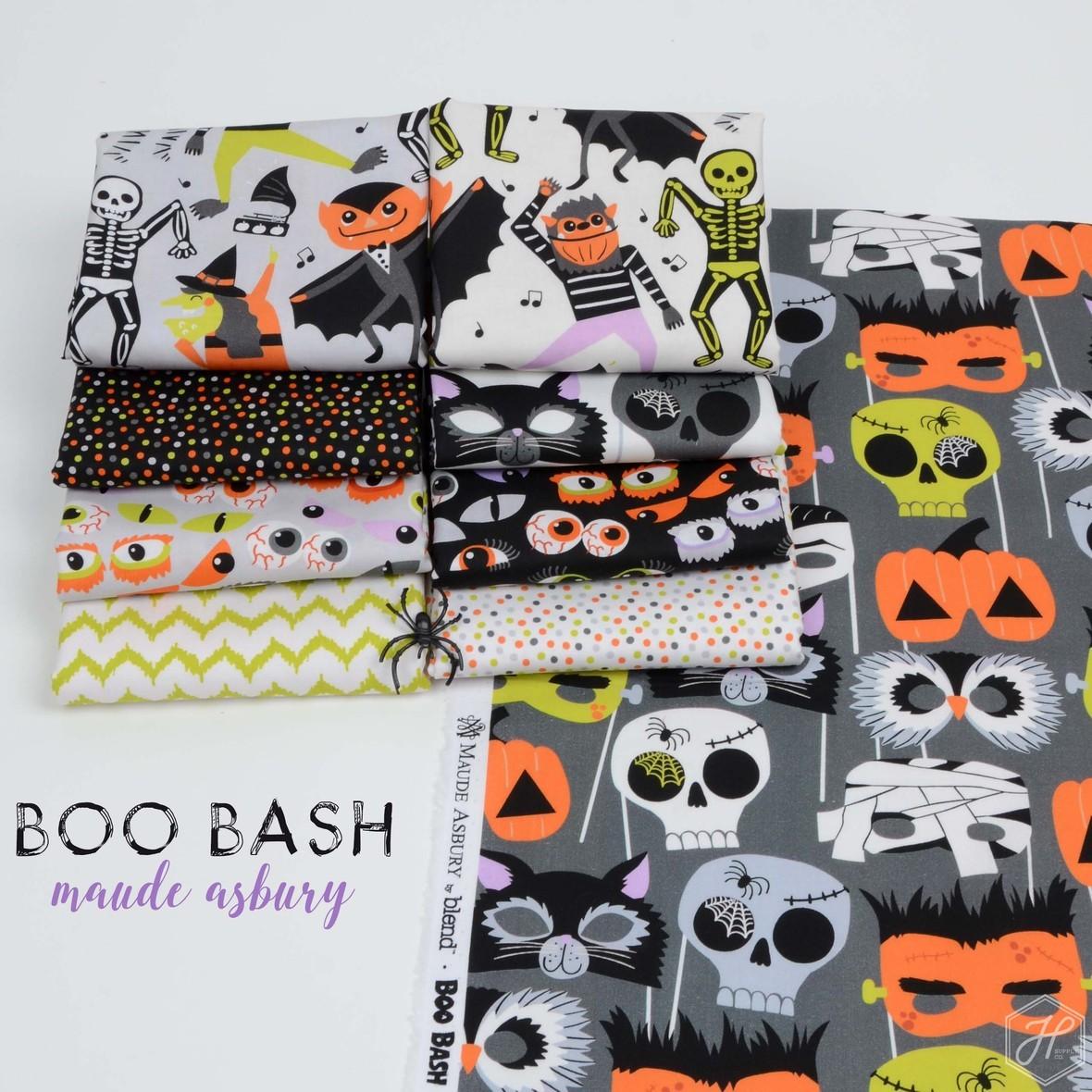 Boo Bash Fabric Hawthorne Supply Co