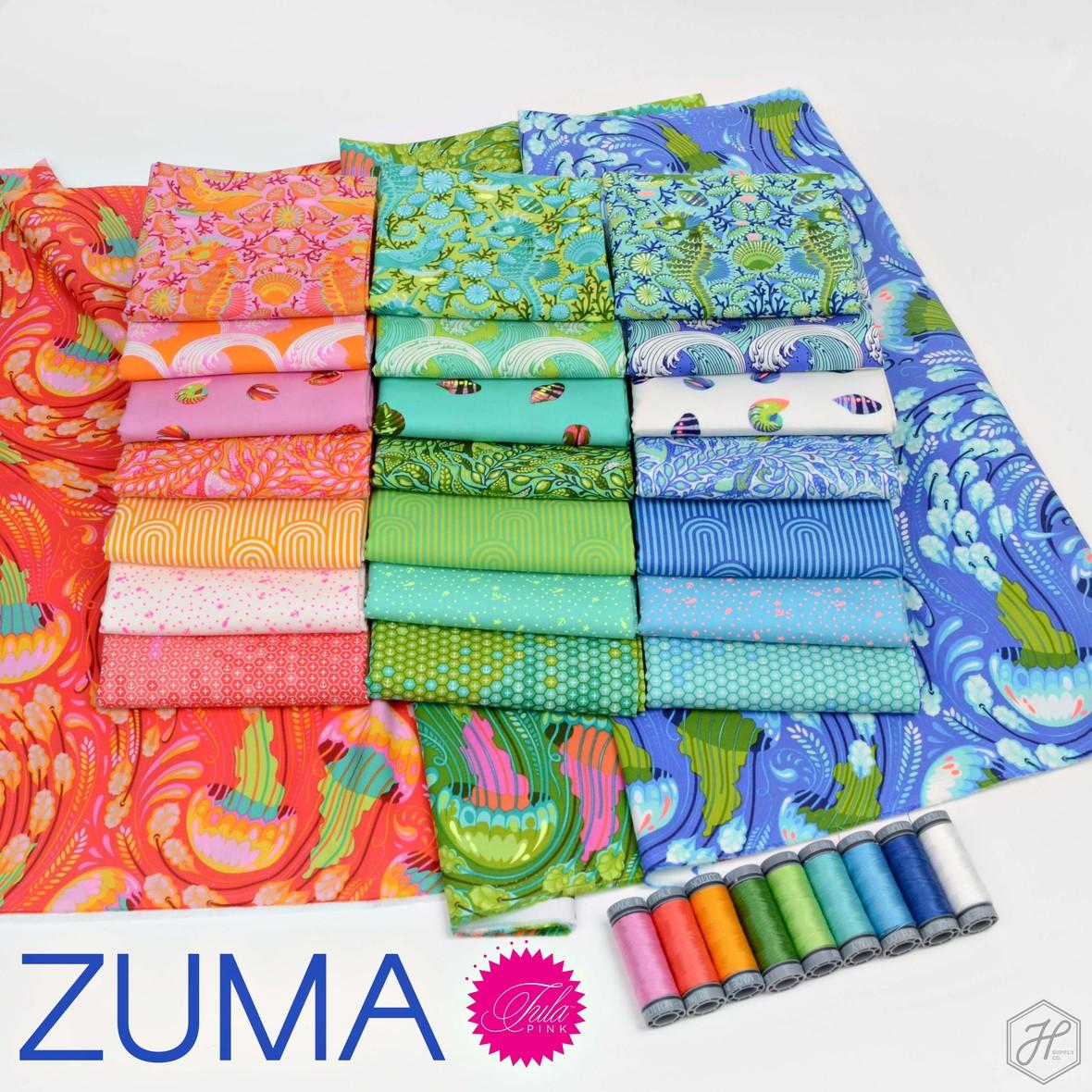Zuma Fabric Poster
