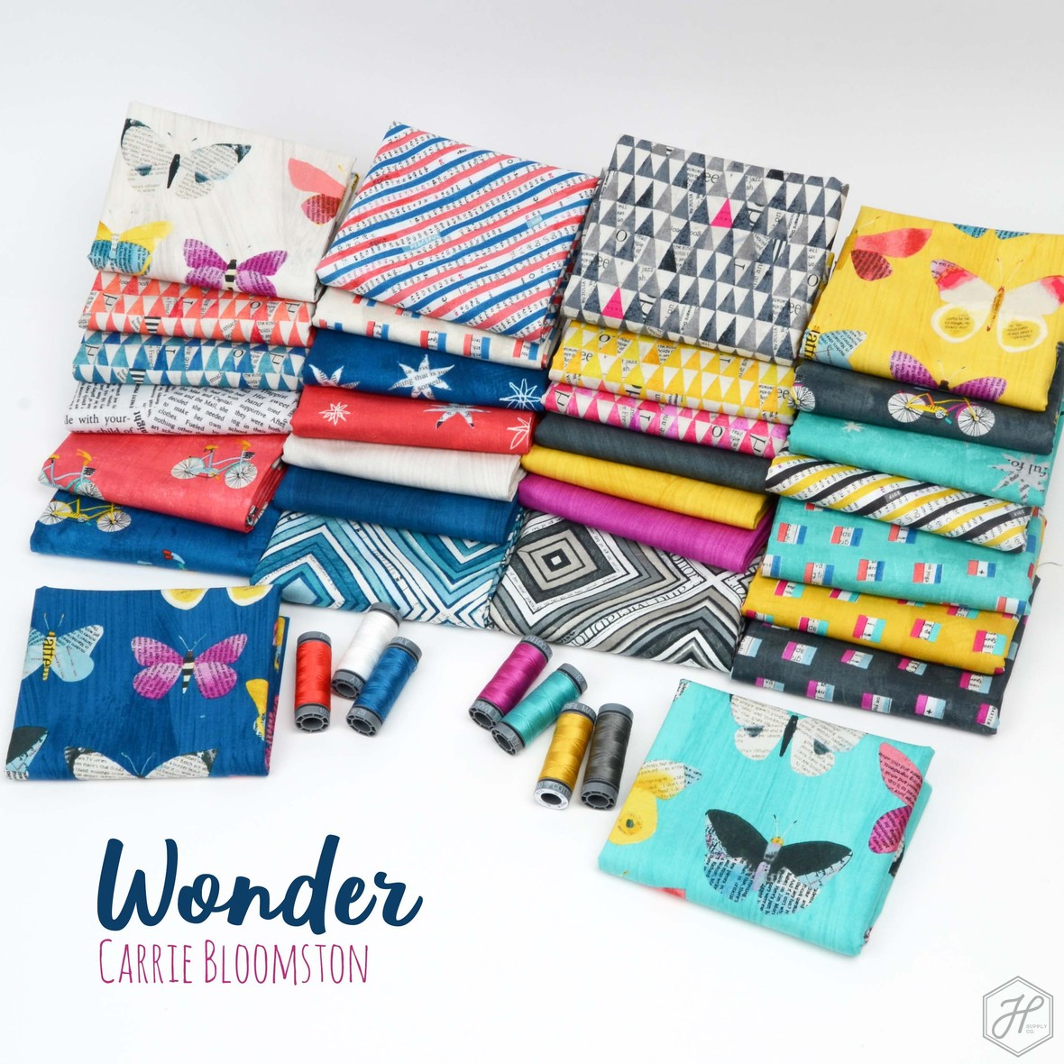 Wonder Fabric Poster