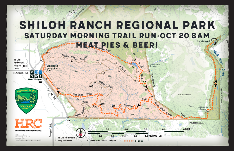 shiloh ranch map skillets