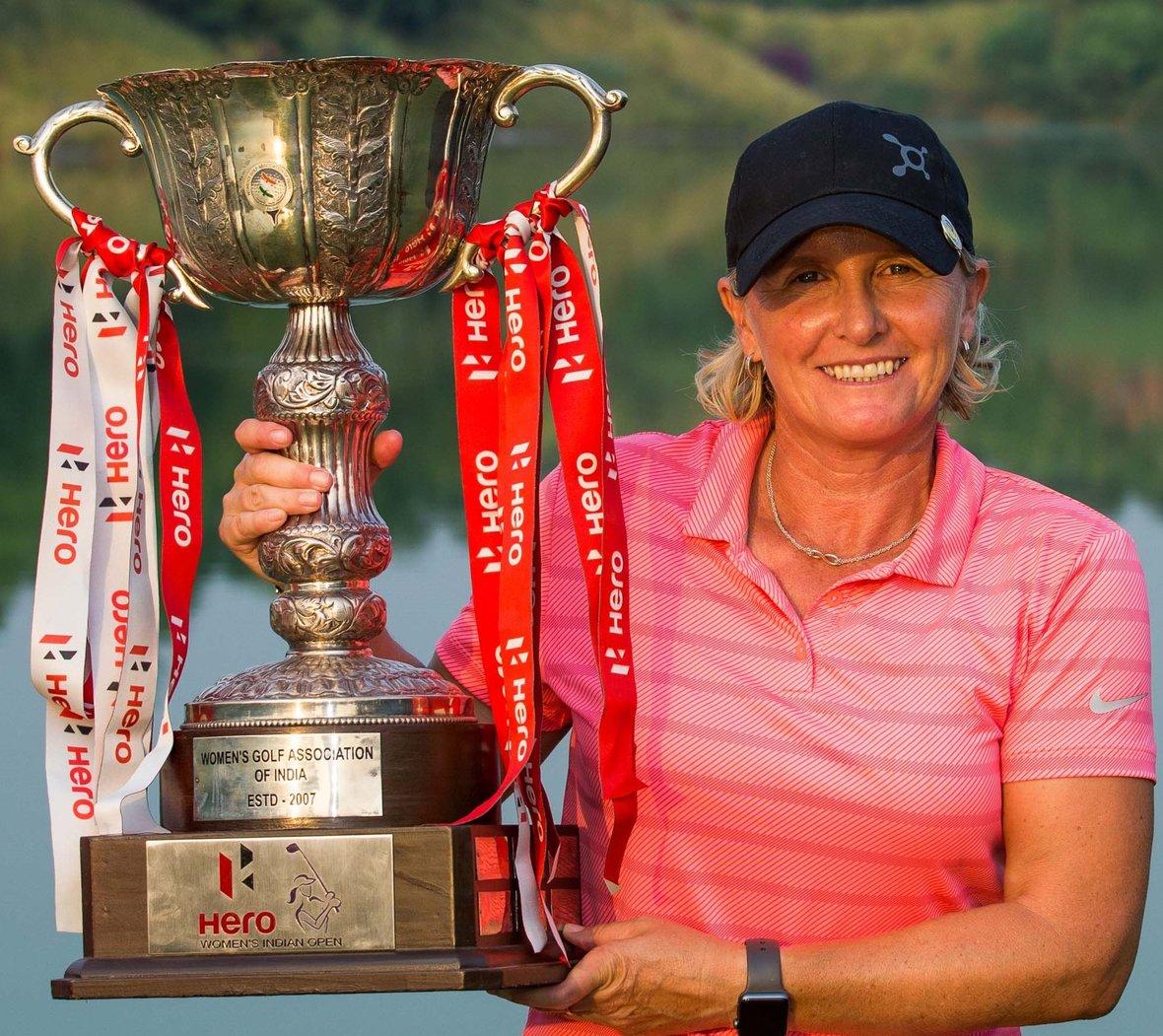 Becky Morgan Trophy
