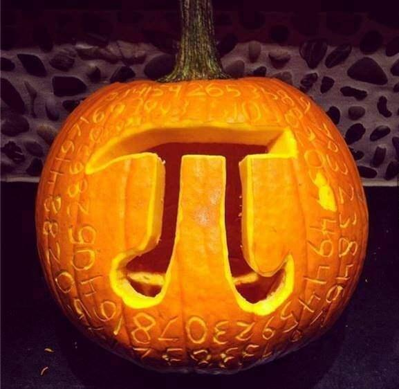 Pumpkin-pi-carving