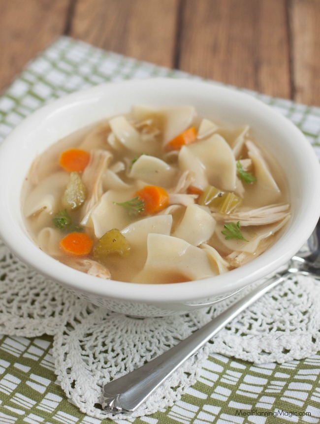 Chicken Noodle Soup-side view-resized