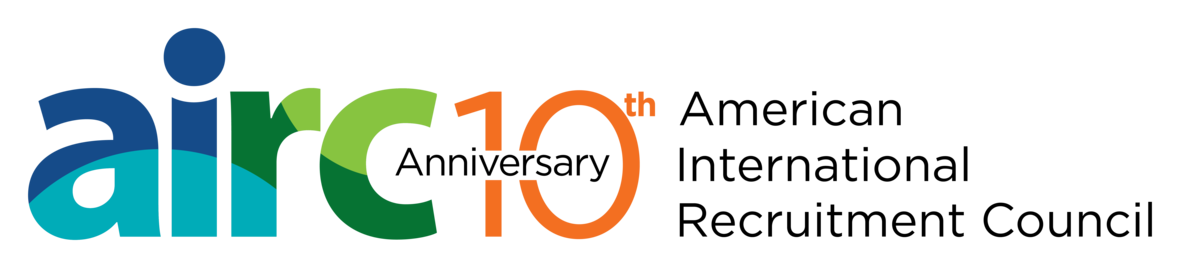 transparentPNG AIRC Logo 10Aniv 002
