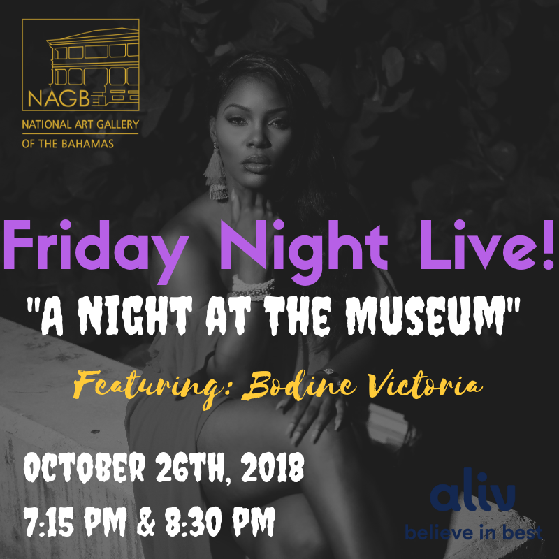NAGB FNL Night at the museum