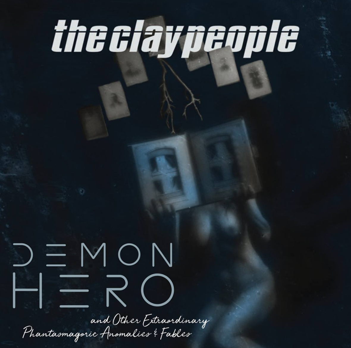 The Clay People CD ART
