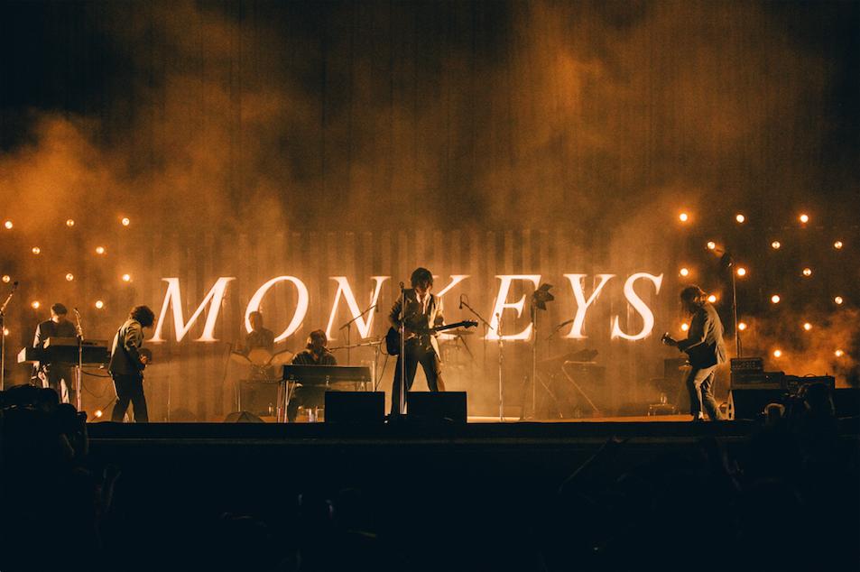 NOS ALIVE Arctic Monkeys ARLINDO CAMACHO