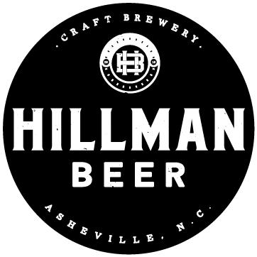 Hillman Beer Round Logo