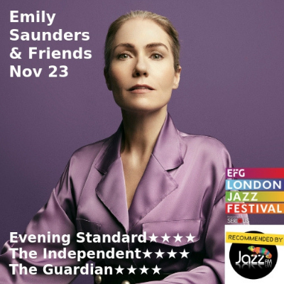 Emily Saunders London Jazz Festival 2018