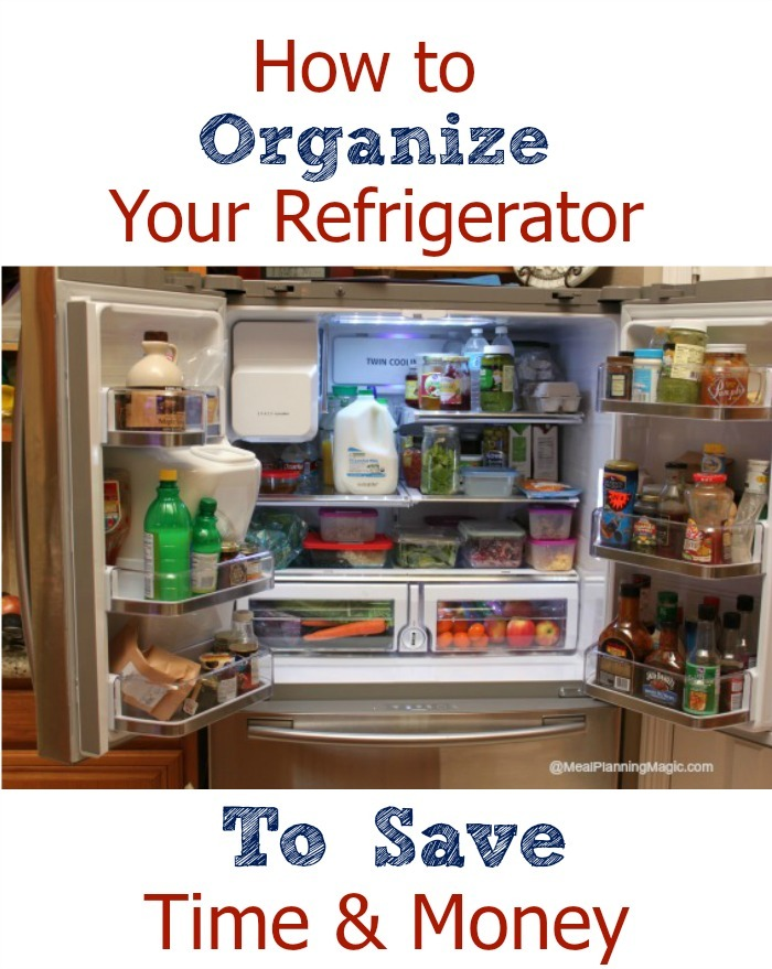 Organize Your Refrigerator image-pin-ready