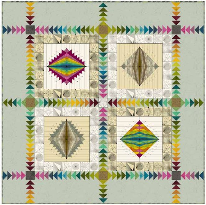 Free quilt pattern- andover