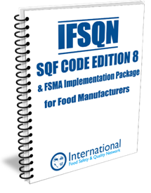 The IFSQN launch an SQF Code Edition 8 & FSMA Implementation