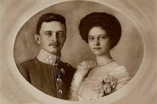Beato Carlos y Emperatriz Zita 04 05