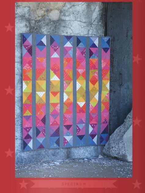 spectrum quilt