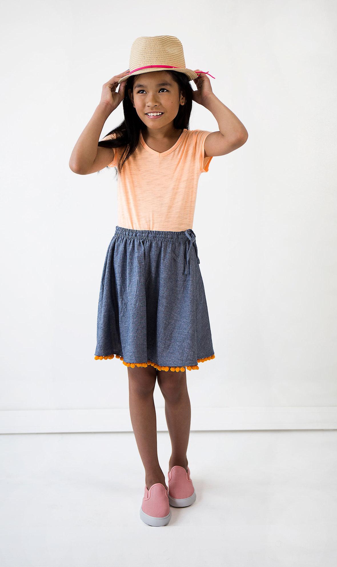Swingset skirt- oliver and s