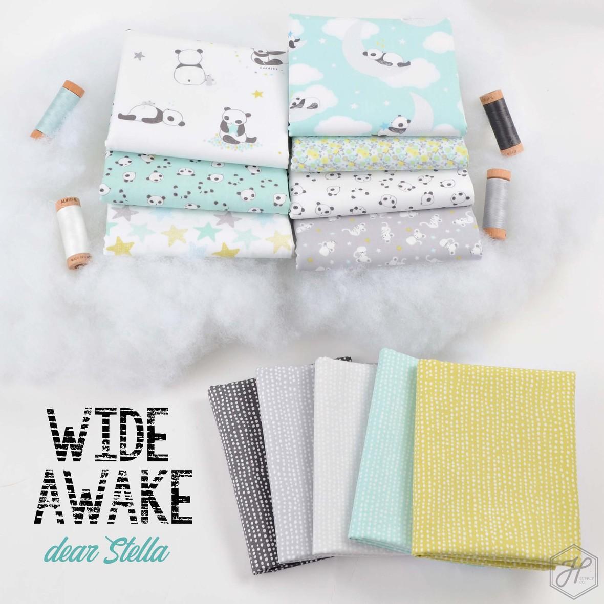 Wide Awake Fabric Dear Stella for Hawthorne Supply Co