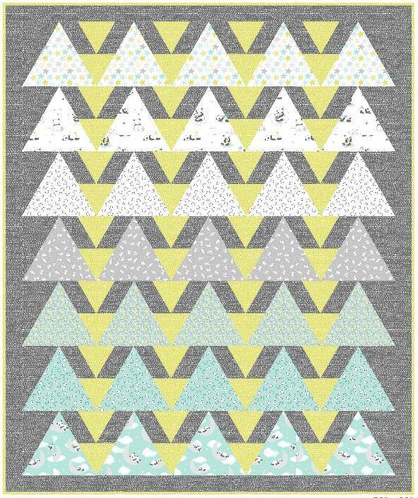 dear stella website- alligator alley pattern for purchase from sassafras lane