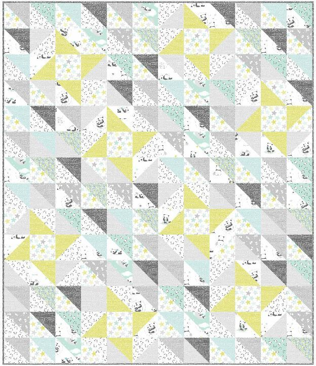 dear stella website-Charming Friendship Stars- pattern for purchase from quilt moments