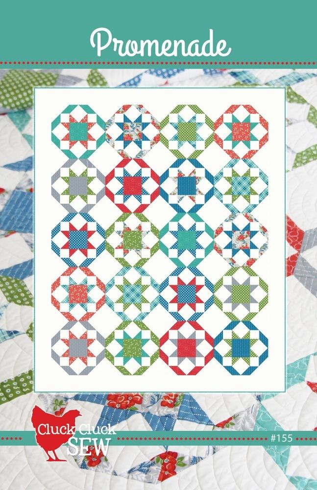 cluck cluck sew promenade sewing pattern