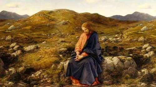 Oracion de Jesus 01 01