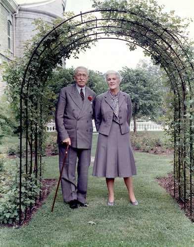 Georges y Pauline Vanier 01 01