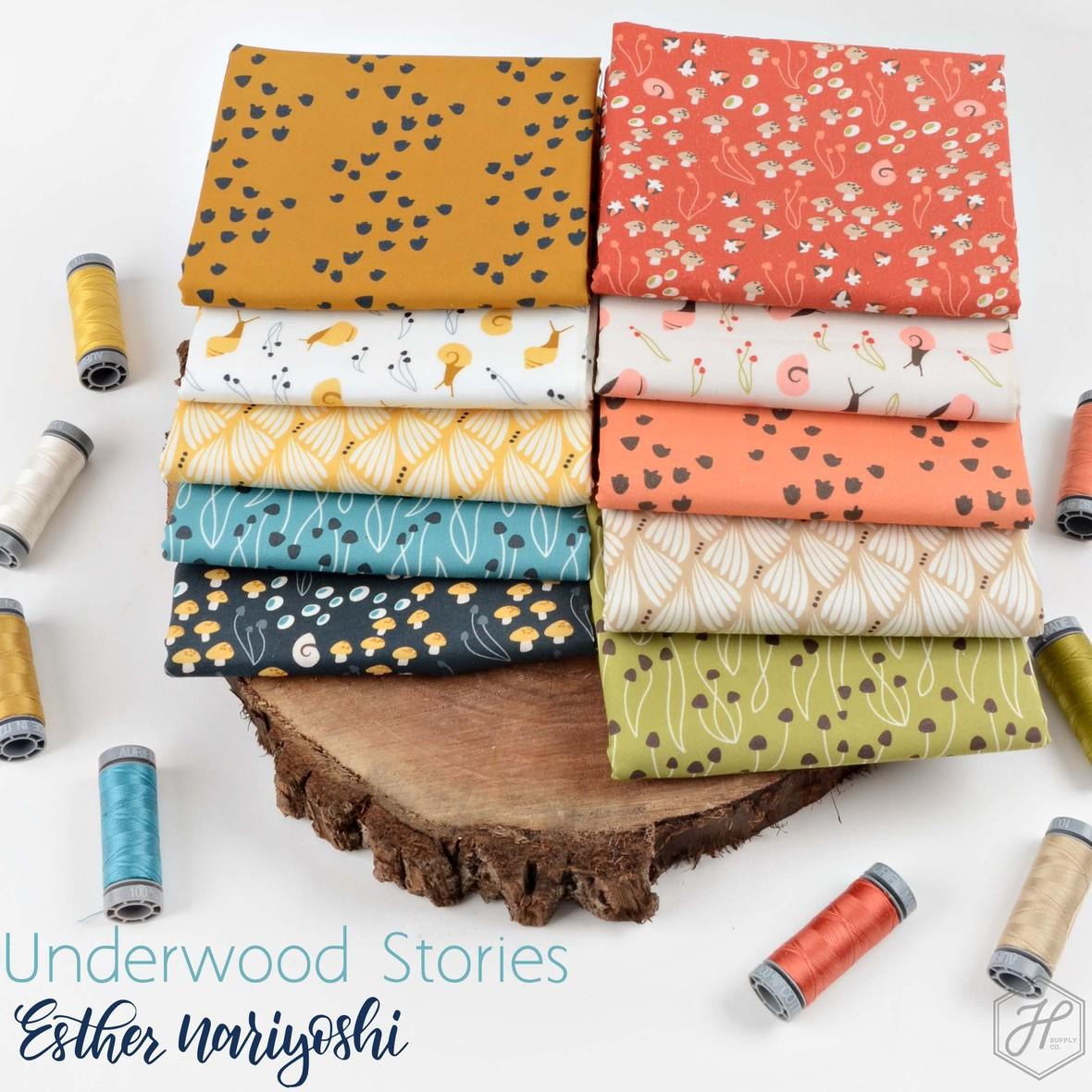 Underwood Stories Esther Nariyoshi Cloud 9 For Hawthorne Supply Co