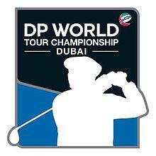 Logo of DP World Tour Championship Dubai