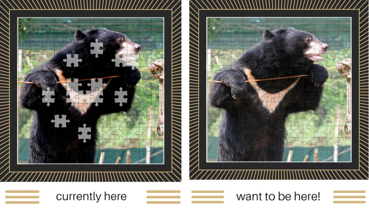 My 2018 puzzle