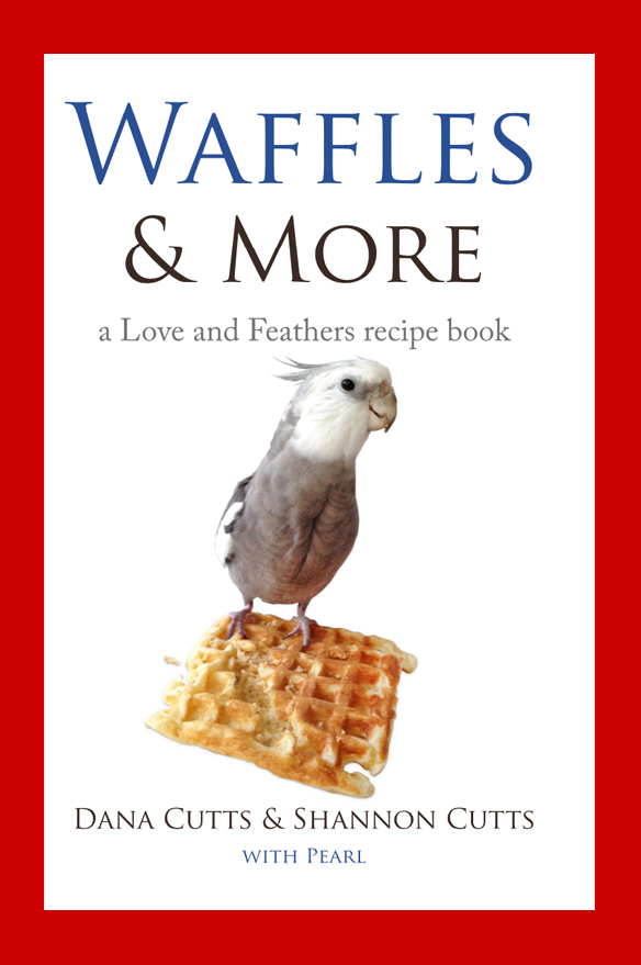 WafflesnMore FrontCover