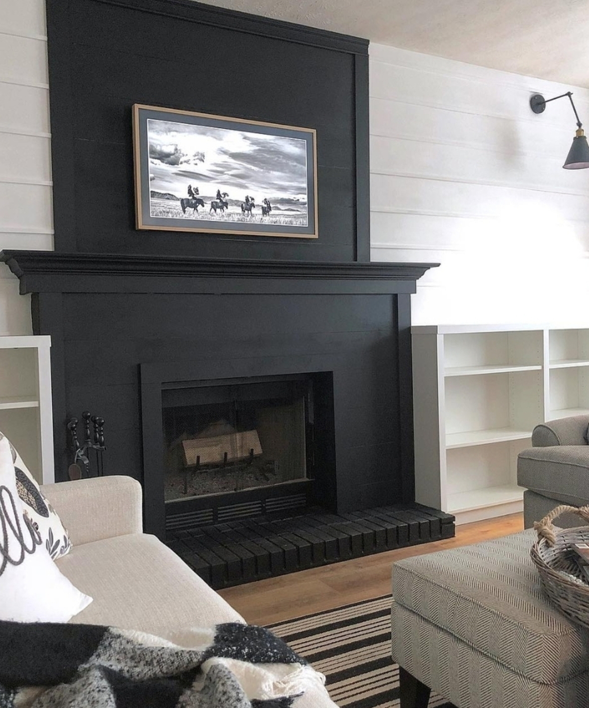 Favorite Living Room Makeovers Get This Look Fixer Upper