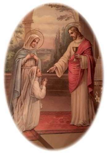 Jesus dando la comunion 01 01