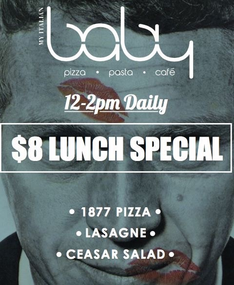 baby lunch special