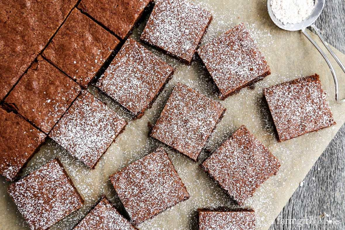 Gingerbread-Brownies AFarmgirlsDabbles AFD-1
