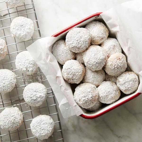 snoball cookies