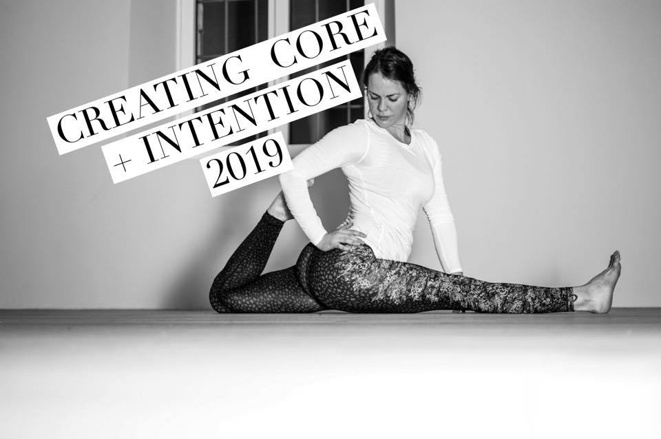 Core and Intention Chantal