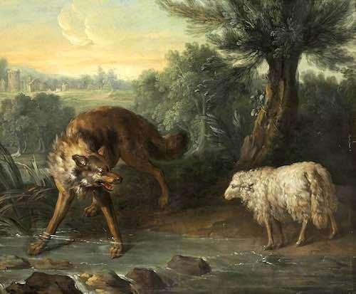 Lobo y oveja 01 01