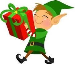 santas helper gift