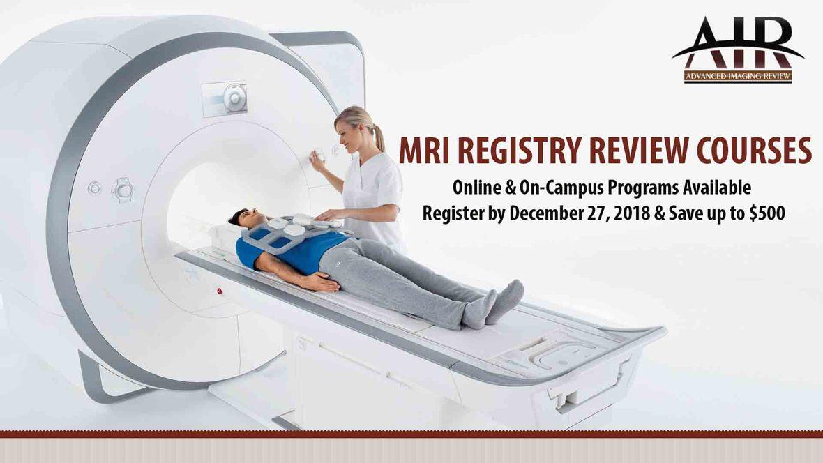 Mri Registry Review Courses